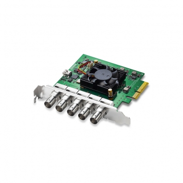 Blackmagic Design DeckLink Duo 2 - 01 Jacaranta