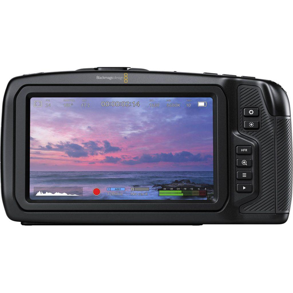 Blackmagic Design Pocket Cinema Camera 4K - 01 Jacaranta