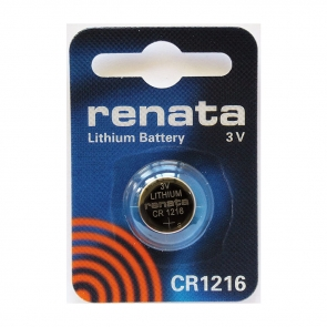 CR1216 Renata Watch Batteries