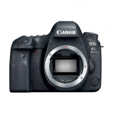 Canon 6D Mark II Body - 04 Jacaranta