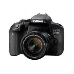 Canon 800D STM - 01 Jacaranta