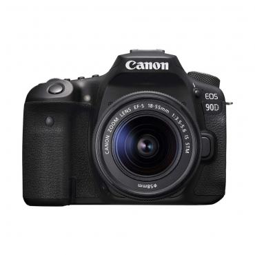 Canon 90D STM - 01 Jacaranta