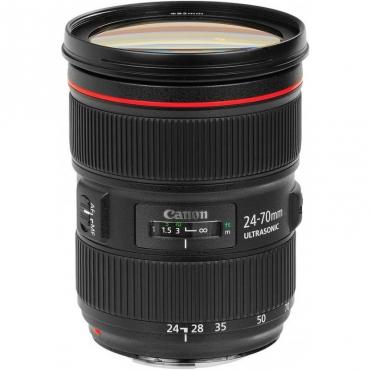 Canon EF 24-70mm f2.8 L II USM - 01 Jacaranta