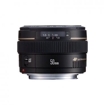 Canon EF 50mm f1.4 USM Lens - 01 Jacaranta