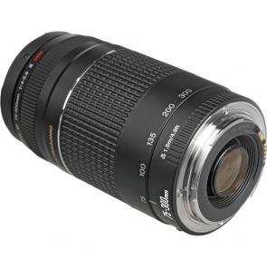 Canon EF 75-300mm f4-5.6 III USM Lens - 04 Jacaranta