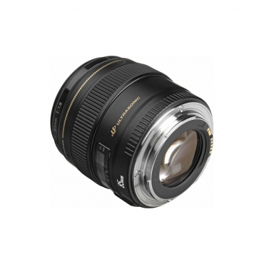 Canon EF 85mm f1.8 USM Lens - 03 Jacaranta
