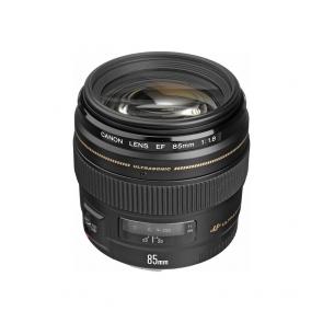 Canon EF 85mm f1.8 USM Lens - 05 Jacaranta