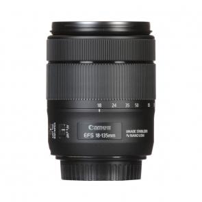 Canon EF-S 18-135mm f3.5-5.6 IS USM Lens - 05 Jacaranta