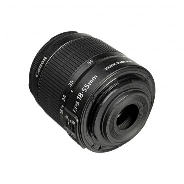 Canon EF-S 18-55mm f3.5-5.6 IS II Lens - 02 Jacaranta