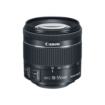 Canon EF-S 18-55mm f4-5.6 IS STM Lens - 07 Jacaranta