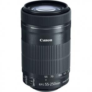 Canon EF-S 55-250mm f4-5.6 IS STM Lens - 01 Jacaranta