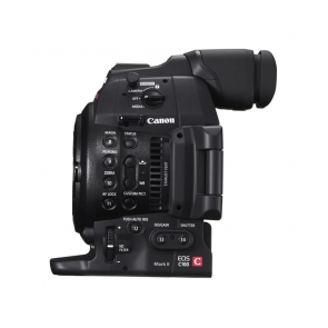 Canon EOS C100 Mark II - 03 Jacaranta