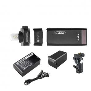 Godox AD200Pro TTL Pocket Flash Kit - 06 Jacaranta