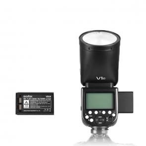 Godox V1 Flash for Nikon - 05 Jacaranta