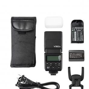 Godox V350N Flash for Select Nikon Cameras - 05 Jacaranta