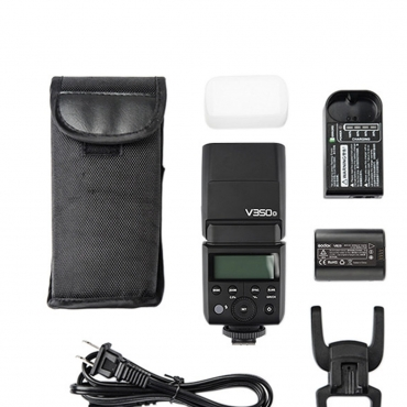Godox V350N Flash for Select Nikon Cameras - 05 Jacaranta