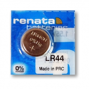 LR44 Renata Batteries