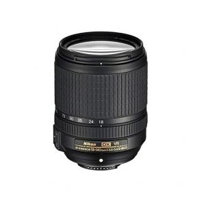 Nikon AF-S DX NIKKOR 18-140mm f3.5-5.6G ED Vibration Reduction Zoom Lens- 01 Jacaranta