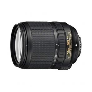 Nikon AF-S DX NIKKOR 18-140mm f3.5-5.6G ED Vibration Reduction Zoom Lens- 02 Jacaranta