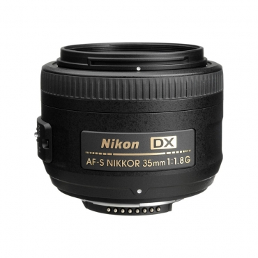 Nikon AF-S DX NIKKOR 35mm f1.8G Lens - 07 Jacaranta
