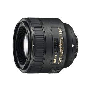 Nikon AF S NIKKOR 85mm f1.8G Fixed Lens - 02 Jacaranta