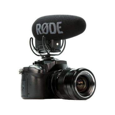 Rode VideoMic Pro+ - 03 Jacaranta