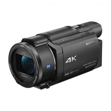 Sony FDR-AX53 - 02 Jacaranta