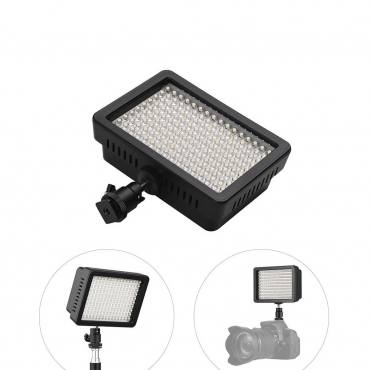 W160 LED Video Lighting Lamp - 01 Jacaranta