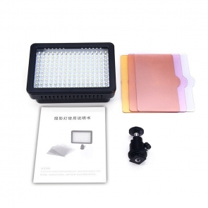 W160 LED Video Lighting Lamp - 02 Jacaranta