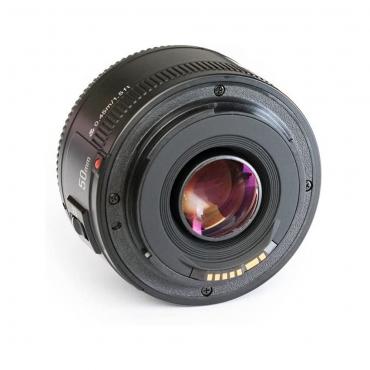 YONGNUO YN50mm F1.8 Lens EFmount - 02 Jacaranta