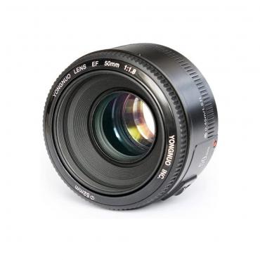 YONGNUO YN50mm F1.8 Lens EFmount - 04 Jacaranta