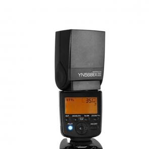 Yongnuo YN568EX III Speedlite for Canon Cameras - 04 Jacaranta