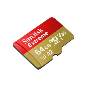 scandisk 64gb 160mbps micro - 2