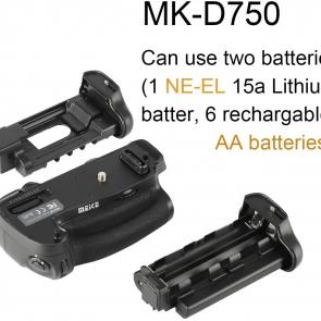 Meike MK-D750 - 3