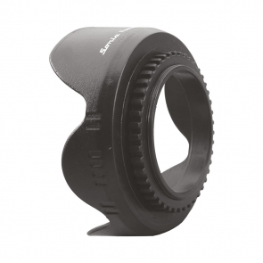 Sonia Flower Lens Hood Screw Mount -1