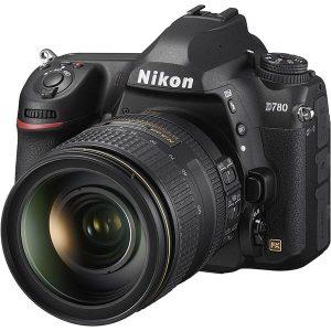 DSLR Nikon Camera