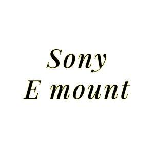For Sony Camera